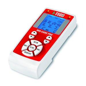 Συσκευή Ηλεκτροθεραπείας και Αναλγησίας Επαγγελματική 2 Καναλιών Mio Care Pro με 2 Gel 260ml