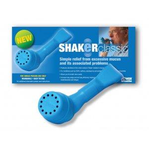 Συσκευή εκκαθάρισης βλέννας POWERbreathe Shaker Classic