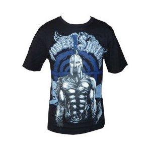 "T-shirt ""SPARTAN"" (μαύρο) PS-5000B"