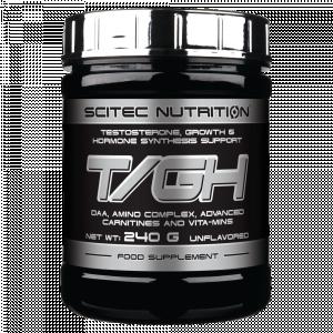 T/GH 240g SCITEC NUTRITION - σε 12 άτοκες δόσεις