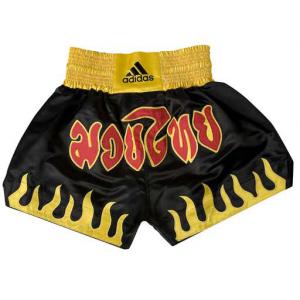 "Thai-Kick Boxing Short ADIDAS ""fire design"" ADISTH03 ADISTH03"