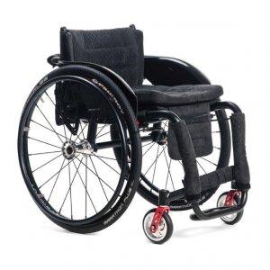 Αναπηρικό Αμαξίδιο Αλουμινίου Active Tornado - Σε 12 άτοκες δόσεις