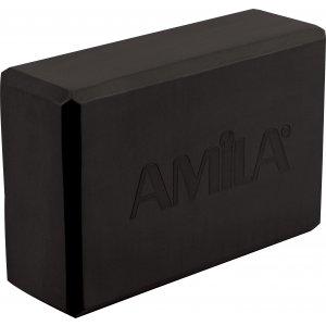 Τούβλο για Yoga, μαύρο - 96842 - σε 12 άτοκες δόσεις