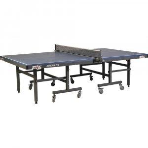 Τραπέζι ping pong Americas Μπλε 42884 - Σε 12 άτοκες δόσεις