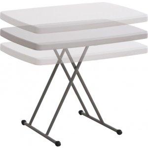 Τραπέζι Aναδιπλούμενο 50x76,5x35-71,5 cm - 15511