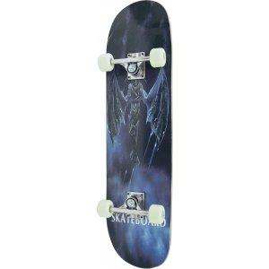 Τροχοσανίδα Skateboard AMILA Skatebird Dark Angel - 49002