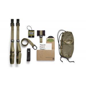 TRX® Ιμάντες FORCE Kit Tactical Στρατιωτικού Επιπέδου