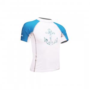 UV Shirt Short Sleeve παιδικό (γαλάζιο) 55UE
