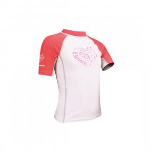 UV Shirt Short Sleeve παιδικό (φούξια) 55UD