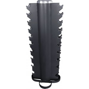Βάση για αλτηράκια - Χωρητικότητα: 10 ζεύγη - Διαστάσεις: 55x27x126cm