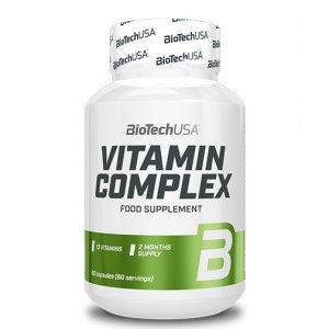 VITA COMPLEX BIOTECH 60Tabs - σε 12 άτοκες δόσεις