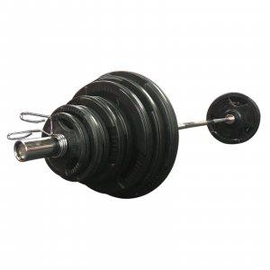 Ολυμπιακή Μπάρα Σετ 100kg - WP074-018Α