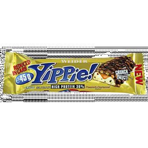 Yippie Peanut  & Caramel - 12 τμχ x 45gr