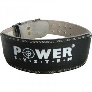 Ζώνη για βάρη POWER BASIC (δερμάτινη) PS-3250