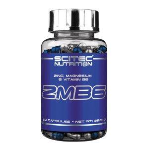 ZMB6 Scitec nutrition - σε 12 άτοκες δόσεις